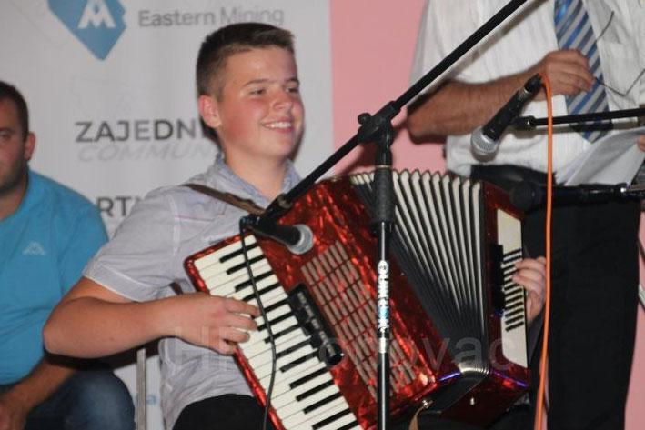 Eastern Mining Sponsors Community Accordion Competition in Vareš
